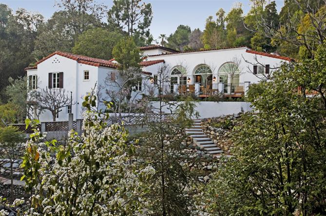 scarlett-johansson-ev - Scarlett Johansson` ın evi