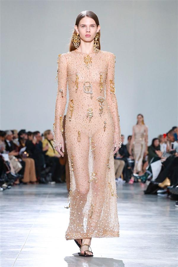 Schiaparelli Haute Couture İlkbahar/Yaz 2020 Tasarımları - Schiaparelli Haute Couture İlkbahar/Yaz 2020 Tasarımları