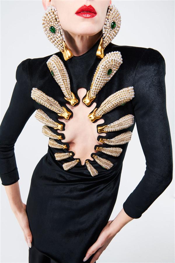 Schiaparelli Haute Couture İlkbahar/Yaz 2021 Tasarımları