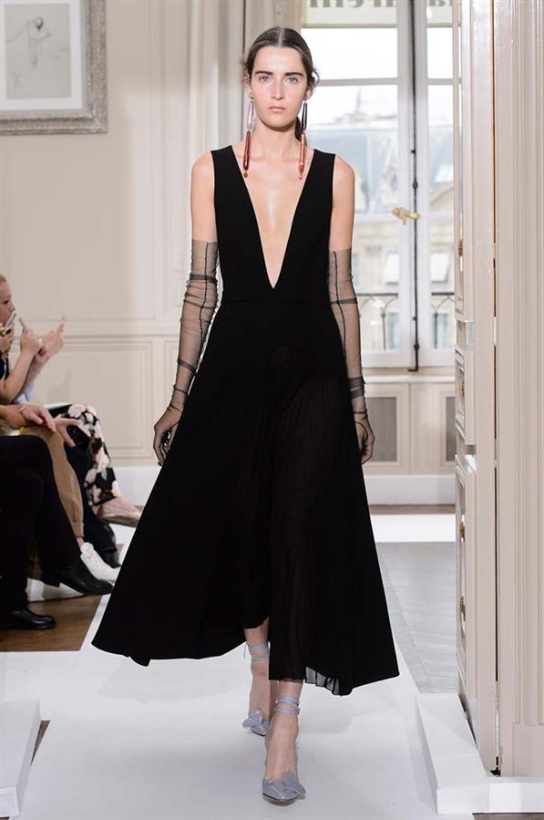 Schiaparelli Sonbahar 2017 Couture Defilesi