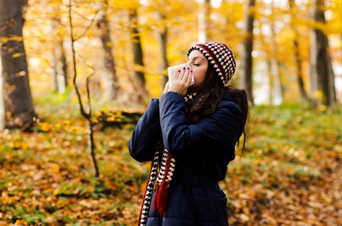Sık Görülen Sonbahar Hastalıkları