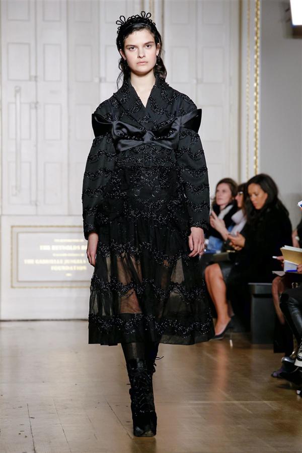 Simone Rocha Sonbahar/Kış 2019