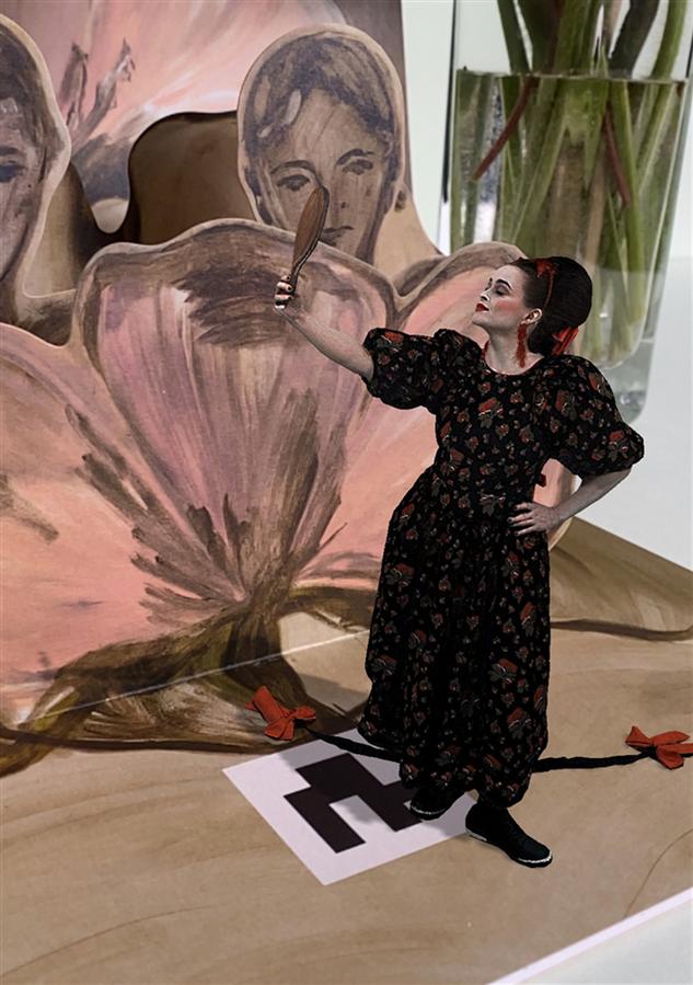 Simone Rocha ve H&M İş Birliklerini AR Deneyimiyle Kutluyor - Simone Rocha ve H&M İş Birliklerini AR Deneyimiyle Kutluyor