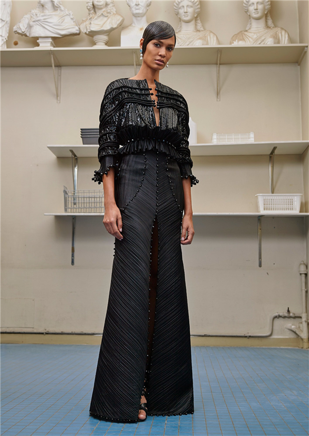 Sonbahar 2016 Couture: Givenchy - Sonbahar 2016 Couture: Givenchy