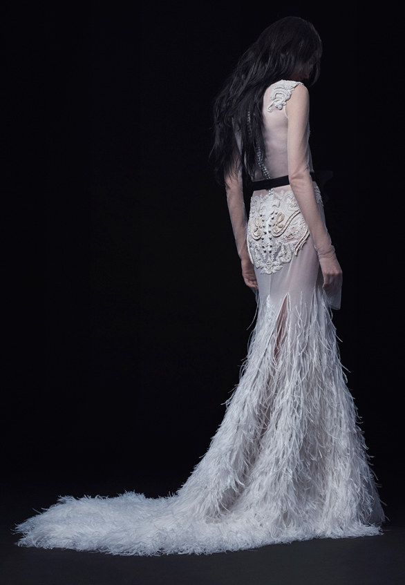 Sonbahar 2016 Gelinlik Modelleri: Vera Wang