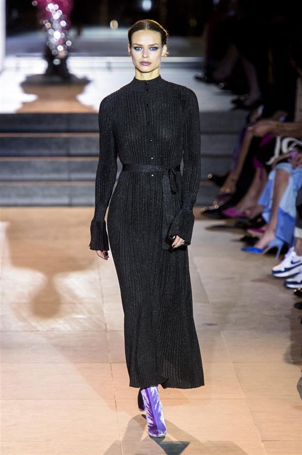 Sonbahar 2018 Carolina Herrera New York Moda Haftası Görünümleri