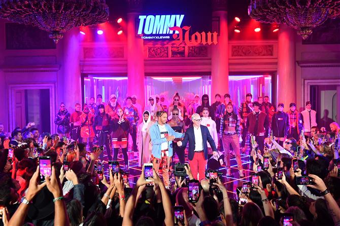 Sonbahar 2019 Tommy X Lewis Ortak Koleksiyonu Milano'da Sunuldu - Sonbahar 2019 Tommy X Lewis Ortak Koleksiyonu Milano'da Sunuldu