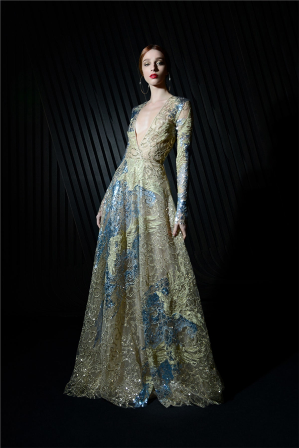 Sonsuz Işıltı ve Renk: Naeem Khan Sonbahar/ Kış 2021 Koleksiyonu