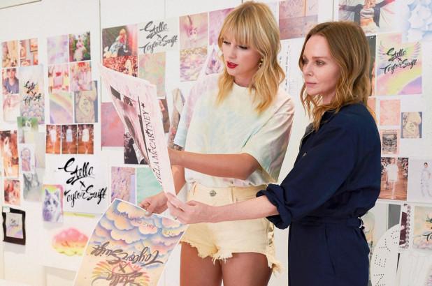 Stella McCartney ve Taylor Swift İş Birliğinin Tüm Detayları - Stella McCartney ve Taylor Swift İş Birliğinin Tüm Detayları