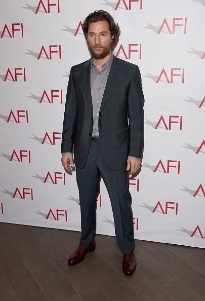 Stil erkek: Matthew McConaughey - Stil erkek: Matthew McConaughey