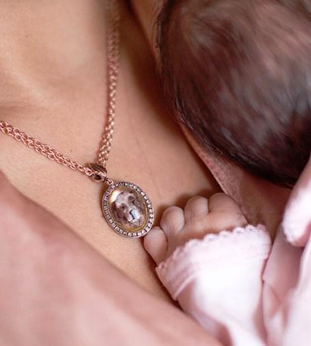 Şükran Ovalı'nın Doğum Fotoğrafları