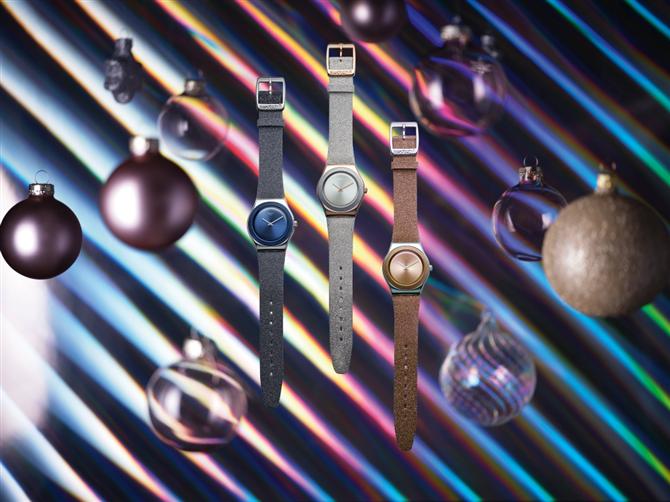 Swatch Yılbaşı Koleksiyonu ile Tanışın - Swatch Yılbaşı Koleksiyonu ile Tanışın