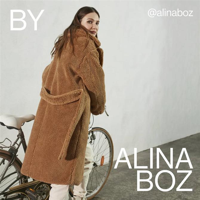 """The Comfy Color""ın Yüzü Alina Boz - ""The Comfy Color""ın Yüzü Alina Boz"