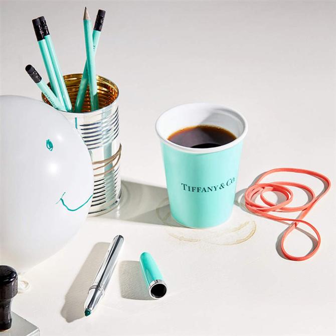 Tiffany & Co'dan Gündelik Eşyalara Lüks Dokunuş