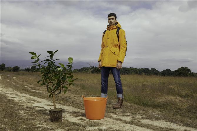 Timberland'in 2030 Vizyonu: Sıfır Atık - Timberland'in 2030 Vizyonu: Sıfır Atık