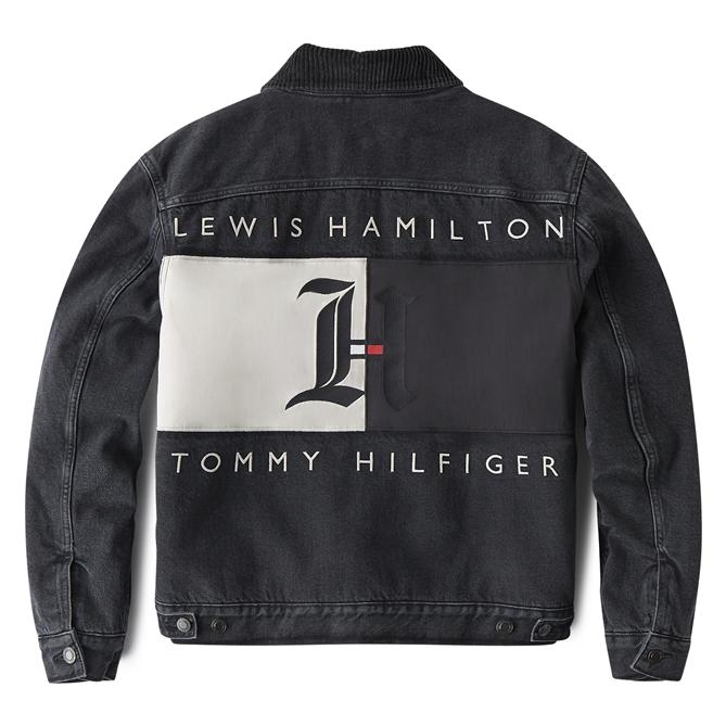 Tommy Hilfiger ve Lewis Hamilton İş Birliği - Tommy Hilfiger ve Lewis Hamilton İş Birliği