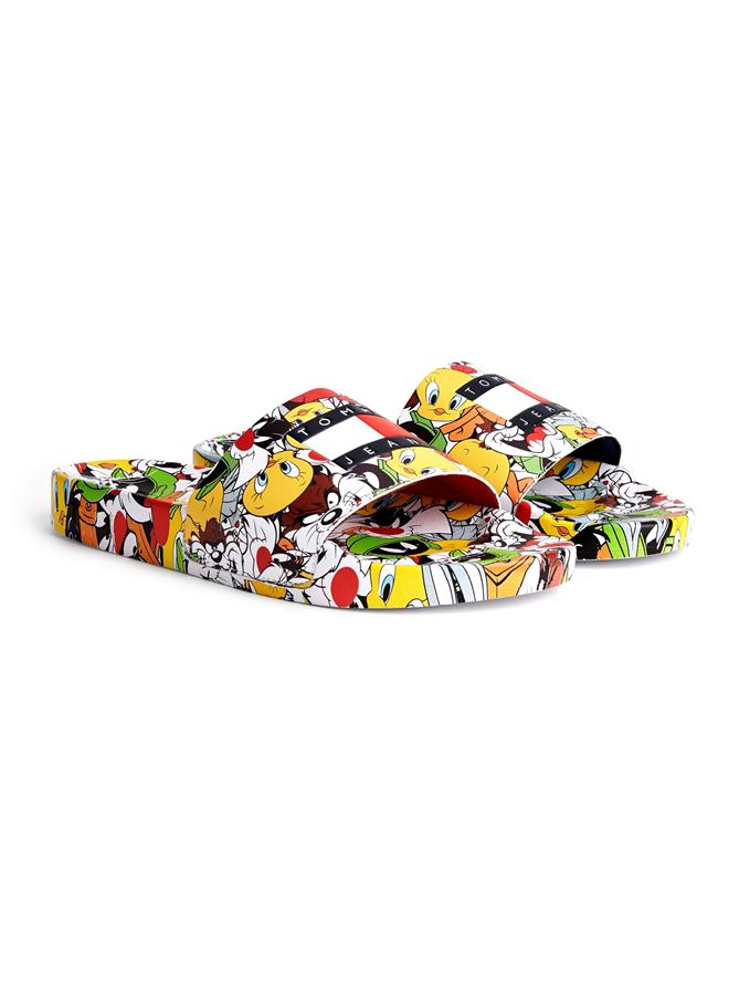 TOMMY JEANS Looney Tunes Kapsül Koleksiyonu Pop Kültür ve Eğlenceyi Buluşturuyor - TOMMY JEANS Looney Tunes Kapsül Koleksiyonu Pop Kültür ve Eğlenceyi Buluşturuyor