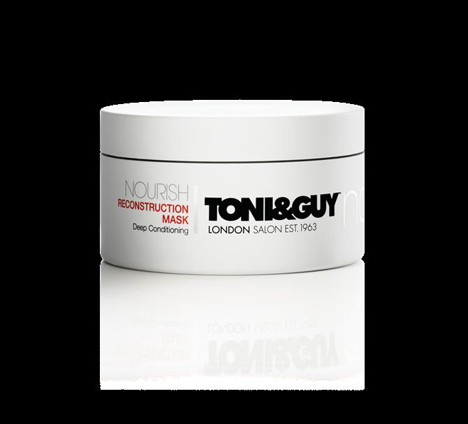 Toni & Guy'dan Işıltılı Saçın Reçetesi