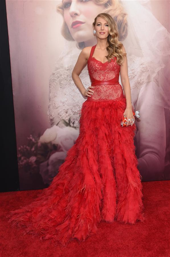 #TrendusTBT: Geçmişten Günümüze Blake Lively'nin Kırmızı Halı Stili - #TrendusTBT: Geçmişten Günümüze Blake Lively'nin Kırmızı Halı Stili
