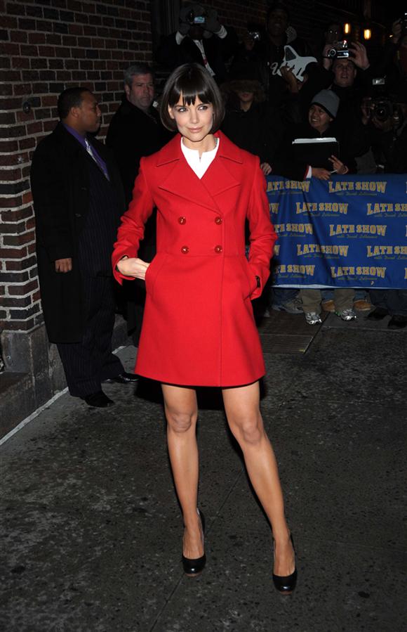 #TrendusTBT: Geçmişten Günümüze Katie Holmes'un Stil Yolculuğu