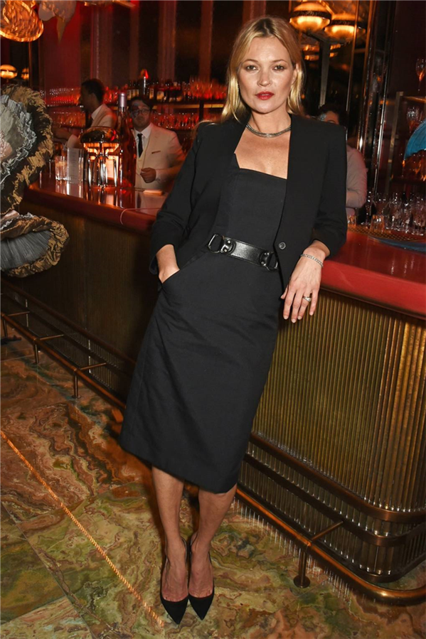#TrendusTBT: İkon İsim Kate Moss'un En Şık Görünümleri