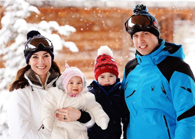 #TrendusTBT: Kraliyet Ailesinin Unutulmaz Tatil Kareleri - #TrendusTBT: Kraliyet Ailesinin Unutulmaz Tatil Kareleri