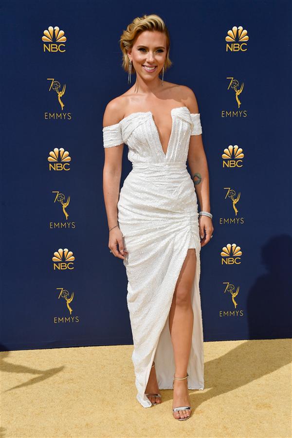 #TrendusTBT: Scarlett Johansson'ın Hafızalara Kazınan Kırmızı Halı Görünümleri