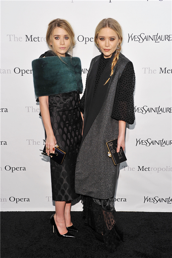 #TrendusTBT: Stil Sahibi Kardeşler Mary-Kate ve Ashley Olsen