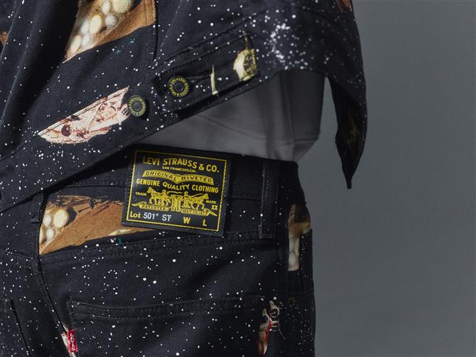 Tüm Etkileyiciliğiyle Star Wars x Levi's Sonbahar/Kış 2019 Koleksiyonu - Tüm Etkileyiciliğiyle Star Wars x Levi's Sonbahar/Kış 2019 Koleksiyonu