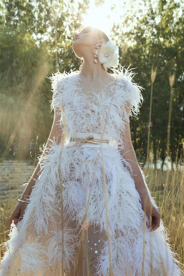 Tüm Görkemiyle Elie Saab 2021 Sonbahar/Kış Couture Tasarımları - Tüm Görkemiyle Elie Saab 2021 Sonbahar/Kış Couture Tasarımları