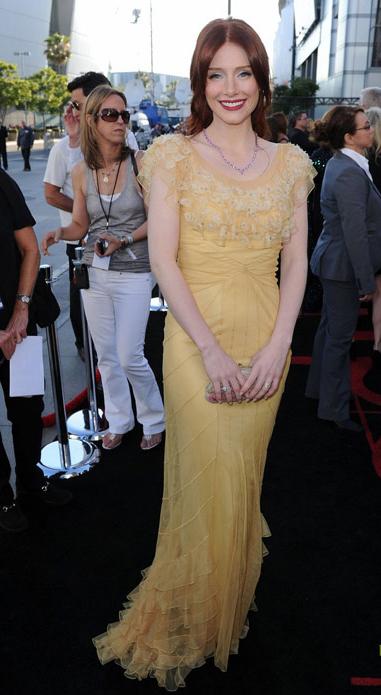 christian-dior - Twilight: Eclipse galasında kim ne giydi?