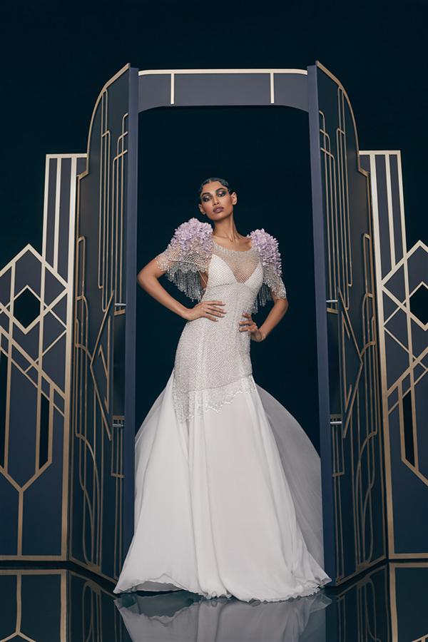 Ulyana Sergeenko Haute Couture İlkbahar/Yaz 2021