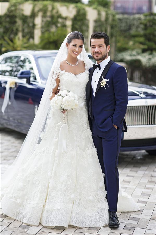 Blogger` ların Düğünleri - Ünlü Blogger` ların Düğünleri