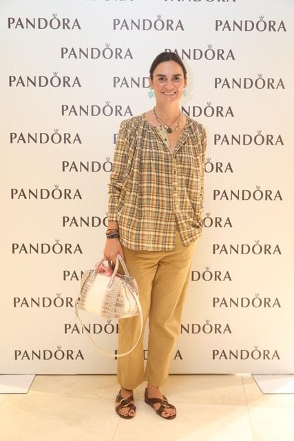 Ünlü İsimler Pandora Zorlu'da Buluştu - Ünlü İsimler Pandora Zorlu'da Buluştu
