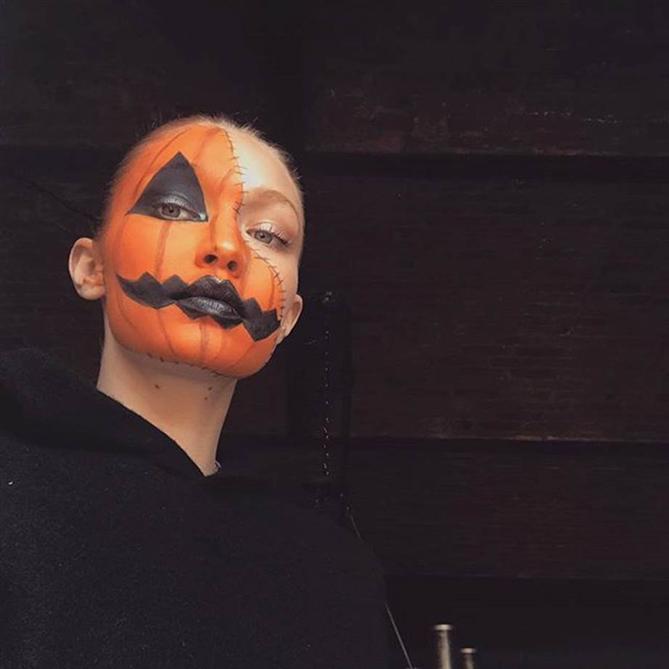 Ünlülerin Cadılar Bayramı Kostüm Tercihleri