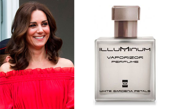 Kate Middleton- Illuminum White Gardenia Petals