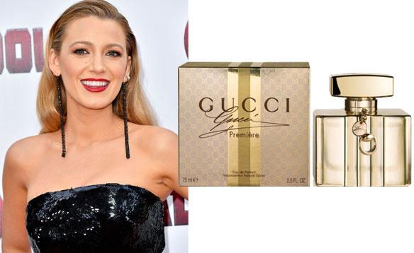Blake Lively- Gucci Eau Premiére