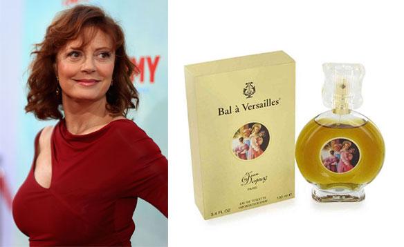 Susan Sarandon- Bal à Versailles Eau de Toilette