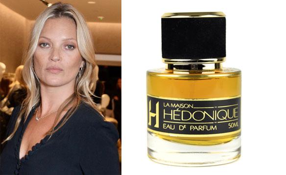 Kate Moss- La Maison Hedonique Cerf Blanc