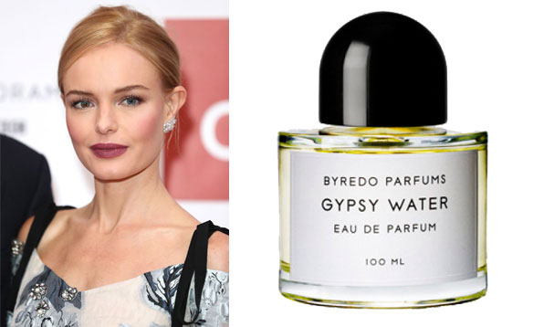 Kate Bosworth- Byredo Gypsy Water