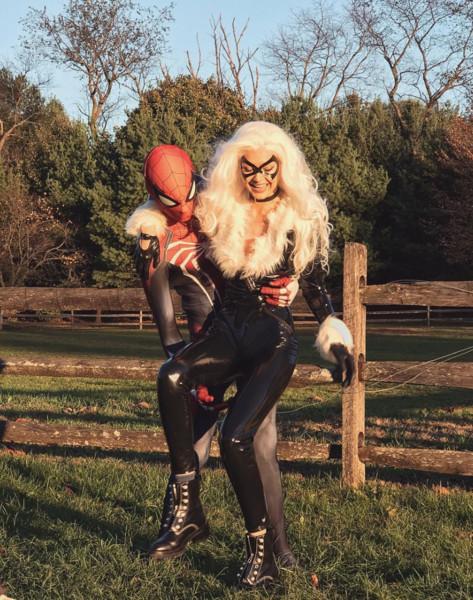 Ünlülerin Unutulmayan Cadılar Bayramı Kostümleri