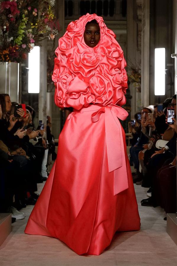 Valentino Couture S/S 2019 Defilesinden Öne Çıkanlar