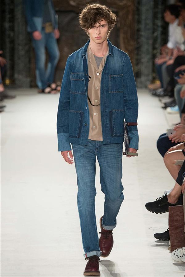 Valentino Erkeği: 2015-16 - Valentino Erkeği: 2015-16