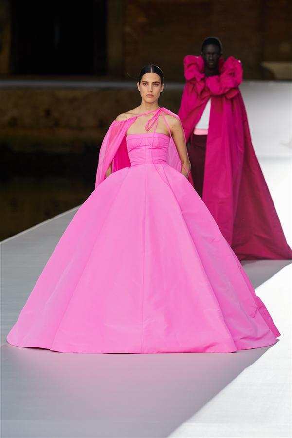 Venedik Şehrine Saygı Duruşu: Valentino Sonbahar 2021 Couture Koleksiyonu - Venedik Şehrine Saygı Duruşu: Valentino Sonbahar 2021 Couture Koleksiyonu