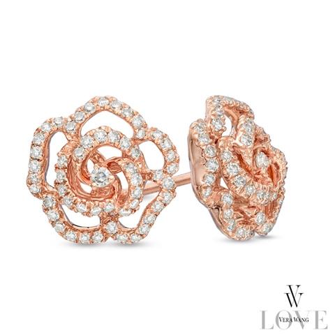 Vera Wang yeni Mücevher Koleksiyonu - Vera Wang Mücevher Koleksiyonu