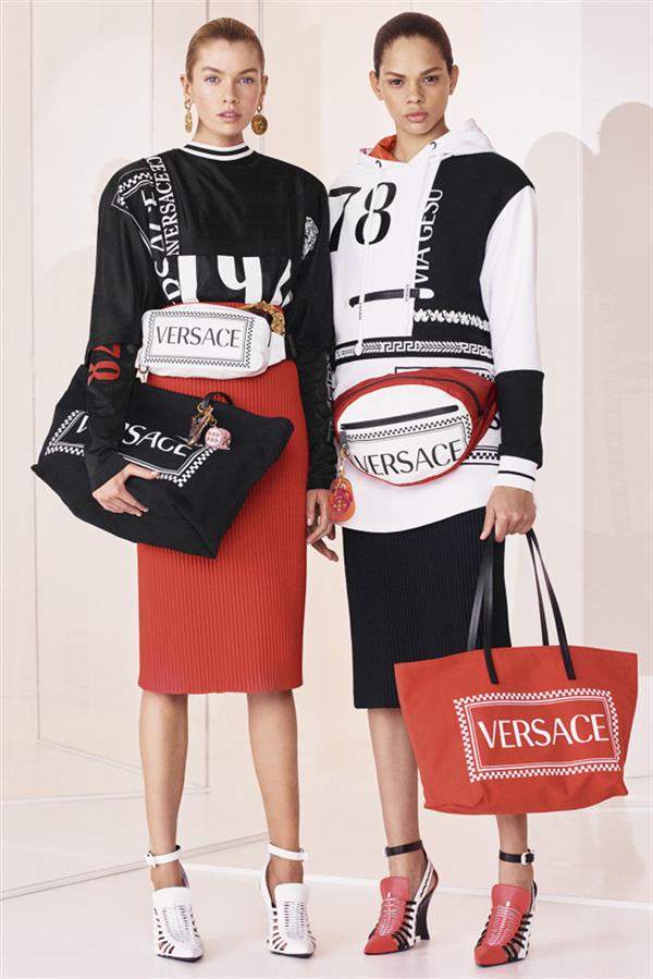 Versace Resort 2019
