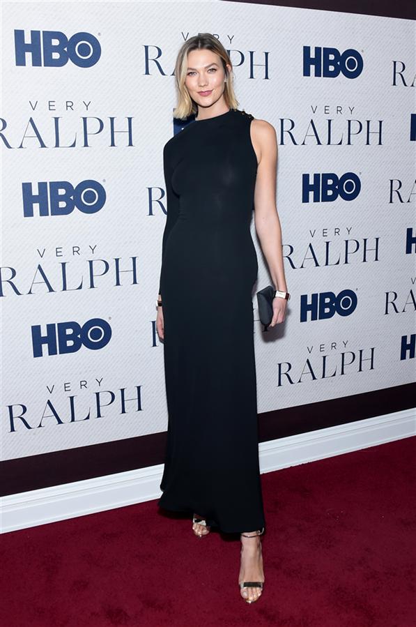 """Karlie Kloss - """"Very Ralph"""" Prömiyerinde Şıklık Yarışı"""