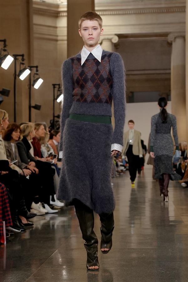 Victoria Beckham'ın Sonbahar/Kış 2019 Tasarımları