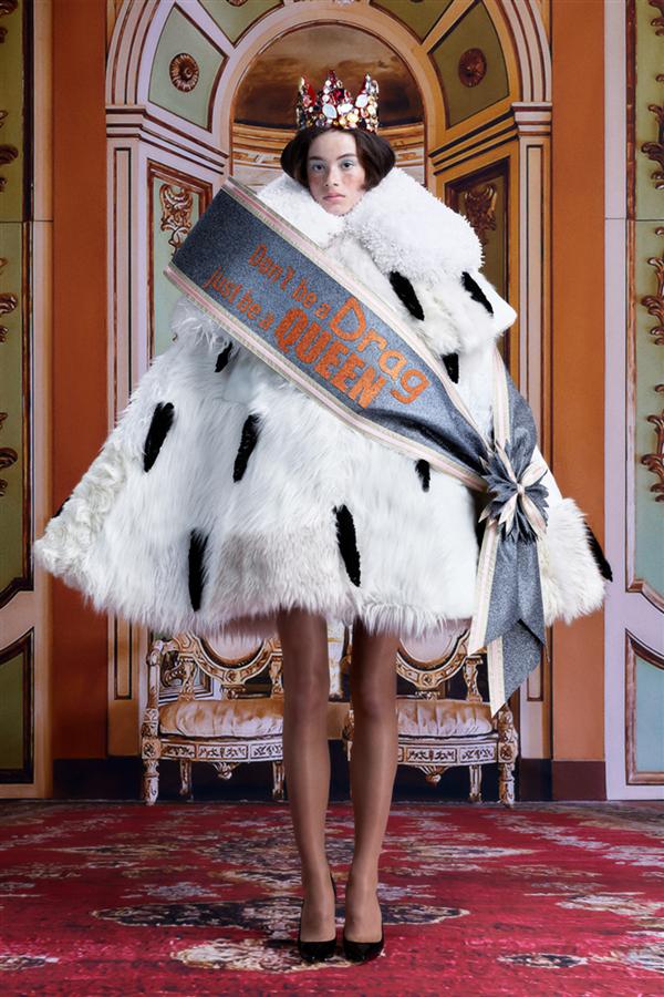 Viktor & Rolf Haute Couture Sonbahar/Kış 2021-22 - Viktor & Rolf Haute Couture Sonbahar/Kış 2021-22