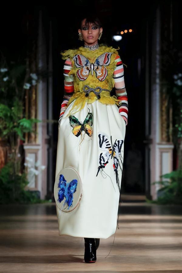 Viktor&Rolf Couture Sonbahar/Kış 2019 Koleksiyonuyla Gotik Romantizmin İzinde